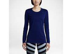 Nike Legend Long-Sleeve Women's Training Shirt