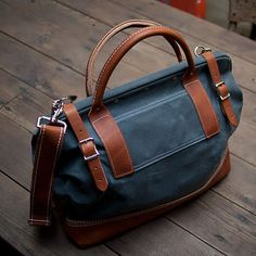 Doctor's bag - I like this bag and think it's not as mainstream as the tote or backpack which we can carry in our future shop
