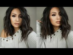 My Updated Hair Tutorial | Lived In Beachy Waves - YouTube