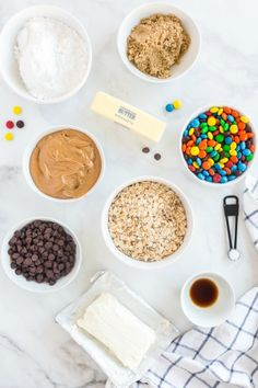 Monster Cookie Dough Dip - Family Fresh Meals