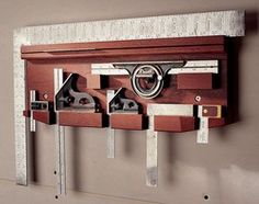Storage for squares. Tool Storage Projects - The Woodworker's Shop - American Woodworker