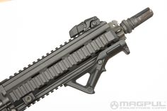 Magpul Angled ForeGrip. Awesome.