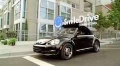 Volkswagen lance SmileDrive, son application sociale pour les conducteurs connectés.