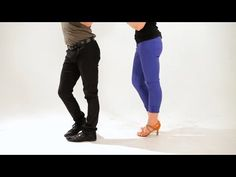 How to Settle Your Hips in the Cha-Cha | Cha-Cha Dance - YouTube