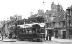 Edinburgh Tram No. 161 in Musselburgh High Street, date un…   Flickr Old Photographs, Edinburgh, Street View, Dating, Explore, Photography, Quotes, Photograph, Fotografie