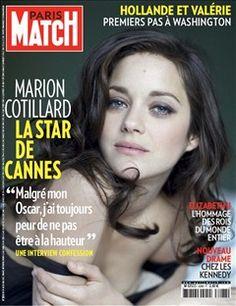 Pour découvrir ce numéro, cliquez sur Marion Cotillard.