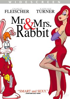 *ROGER & JESSICA RABBIT ~ as Mr. and Mrs. Smith by ~Christ-Oliver