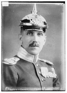 Franz von Papen (29 October 1879 – 2 May 1969) was a German nobleman, General Staff officer and politician. He served as Chancellor of Germany in 1932 and as Vice-Chancellor under Adolf Hitler in 1933–1934.