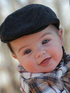 Adorable little man