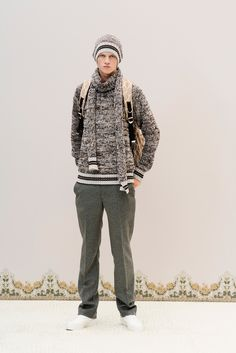 Undercover Fall 2016 Menswear Collection Photos - Vogue