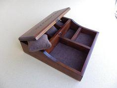 Wooden Watch Box, Wooden Boxes, Father Photo, Wooden Organizer, Handmade Accessories, Best Gifts, Organization, Watches, Storage
