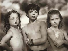© Sally Mann, Emmett, Jessie and Virginia, 1989
