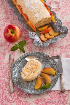 Olivas en la cocina Cantaloupe, Fondant, Rolls, Cookies, Food, Fruit, Dessert Recipes, Sweets, Traditional Kitchen