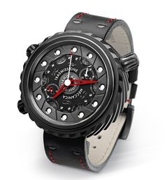We have just discovered the watch brand Giuliano Mazzuoli, & must say we are quite impressed with their watch: http://www.luxuryfacts.com/index.php/sections/article/3868