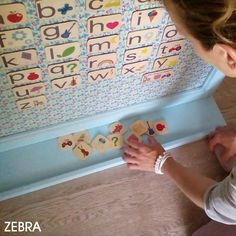 SOHO Chic-Magnetic Board Vintage-Recycled Wood door zebratoys