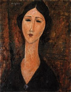 Arte e anima: Amedeo Modigliani Amedeo Modigliani, Modigliani Portraits, Modigliani Paintings, Italian Painters, Italian Artist, Atelier D Art, Wow Art, Art Moderne, Claude Monet