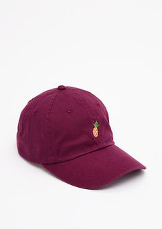 Pineapple Baseball Hat | rue21