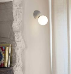 JOY interior wall light by Faro Barcelona is available to order at our Belisama Lighting design studio