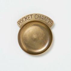 Brass Change Catcher / Terrain