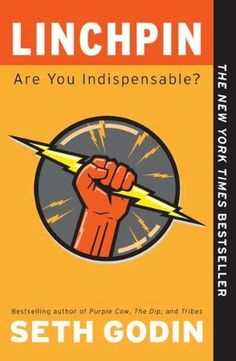 Linchpin: Are You Indispensable? by Seth Godin http://www.amazon.com/dp/1591844096/ref=cm_sw_r_pi_dp_DTWIwb128YBWX
