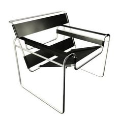 Chaise Wassily. Marcel Breuer 1925