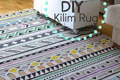 TytDIY: DIY Kelim-matto