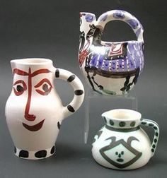 Picasso ceramic work
