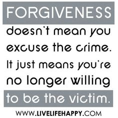 Forgive others and yourself. That is the gateway to freeing yourself from the past.