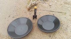Rýžovací pánve Estwing, detektory kovu Zipsy