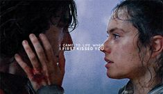 solosheart: I was one in a hundred billion . A burned out star in a galaxy Star Wars Love, Rey Star Wars, Star Wars Art, Star Trek, Kylo Rey, Kylo Ren And Rey, Character Is Destiny, Rose And The Doctor, Cuadros Star Wars