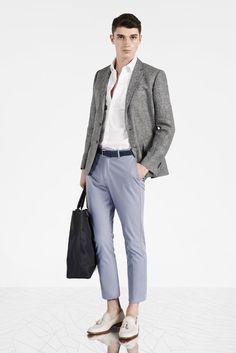 Reiss Spring/Summer Menswear Lookbook - Look 19