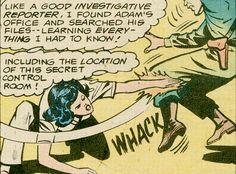 Lois Lane Panel of the Day:  ~Superman Family #194