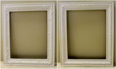 Mandipidy: DIY: Creating Vintage-Style Frames With Puff Paint