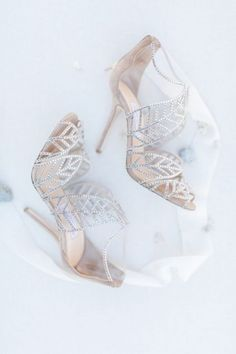 6f52dadc6629 33 Best Silver Wedding Shoes images