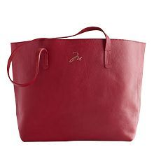 Personalized Tote Bags + Leather Tote Bags | Mark and Graham