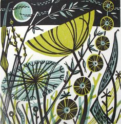 I thought I'd share a book I recently bought called 'Garden Wisdom' which feature the wonderful woodblock illustrations of Angie Lewin . I...