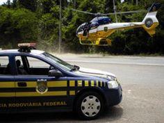 POLÍCIA RODOVIÁRIA FEDERAL. DIVISÃO DE OPERAÇÕES AÉREAS.