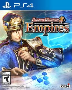 ps4-dynasty-warriors-8-empires-playstation-4-game-cover-art Evolve #PS4 #Playstation4 #games #Gaming PS4 Game Releases In February 2015   High Score Blog