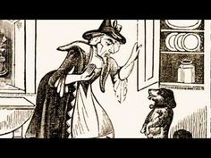 'Old Mother Hubbard' is actually about Cardinal Wolsey who failed to obtain Henry VIII's divorce from Queen Katherine of Aragorn.