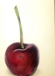 Draw/Paint - Large Scale Food Studies - NGHS room 406