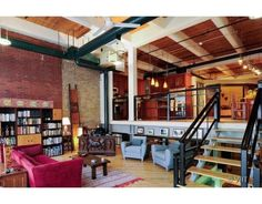 Photos West Town Loft Mixes Modern With Old World Style Warehouse Apartmentchicago