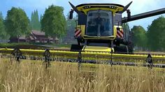 Visit nameofthesong for the music of: Farming Simulator 15 – Launch Trailer