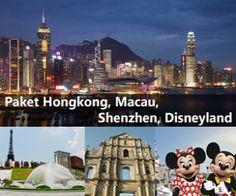 Tour Package to Hongkong, Shenzhen, Macau, Disneyland.  Starting from USD 1099.    More information: http://ezytravel.co.id/tour/TourDetails/177.html
