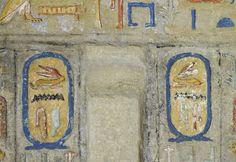 Egipto , Egypt . Mastaba de Nyankhnefertum , Nyankhnefertem . Tumbas de Saqqara . Karol Mysliwiec .   por Soloegipto