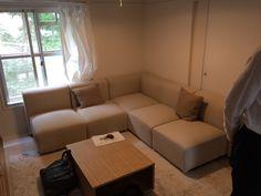 Muji + UR furnished home