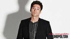 Ji Jin Hee Cosmopolitan Korea Magazine February 2012