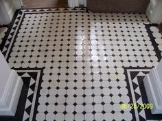 edwardian bathroom flooring - Google Search
