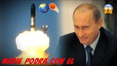 Vladimir Putin Presenta Nuevo Armamento Nuclear:Y Amenazó: El Sistema An...