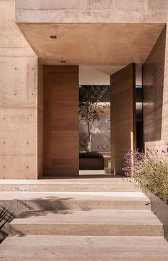 Beautiful entry doors ~