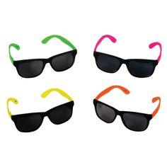 e0deb39a9c Neon Sunglasses. Teen Party FavorsWedding ...